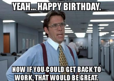Crazy Birthday Memes - Happy Birthday Wishes, Messages & Greeting eCards